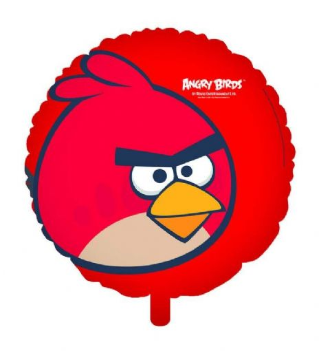 Angry Birds Balloon Foil